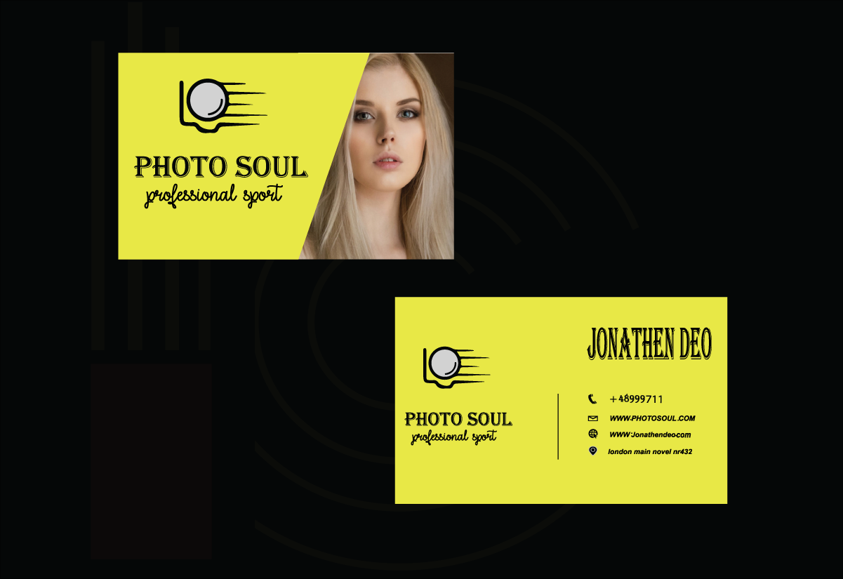 design business cards, envelopes,stationery within 24 hours