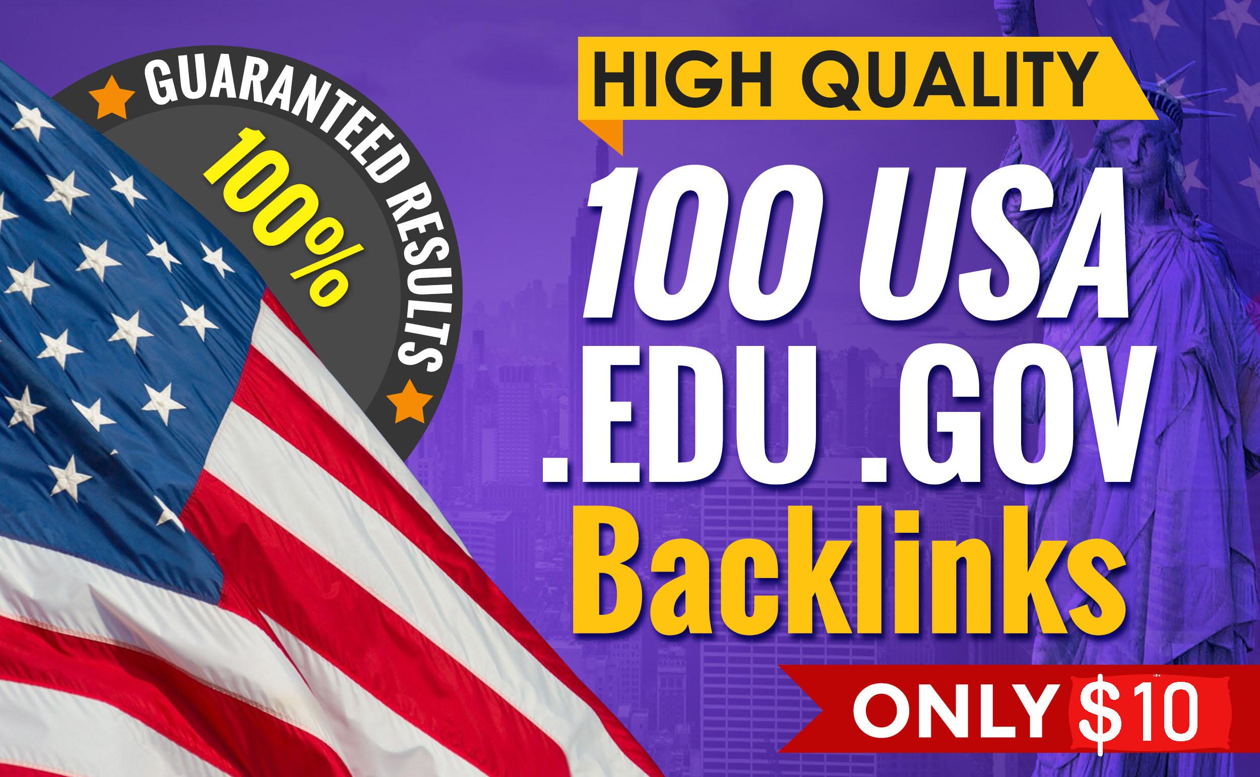 Do organic 100 USA seo links permanent backlinks, link building