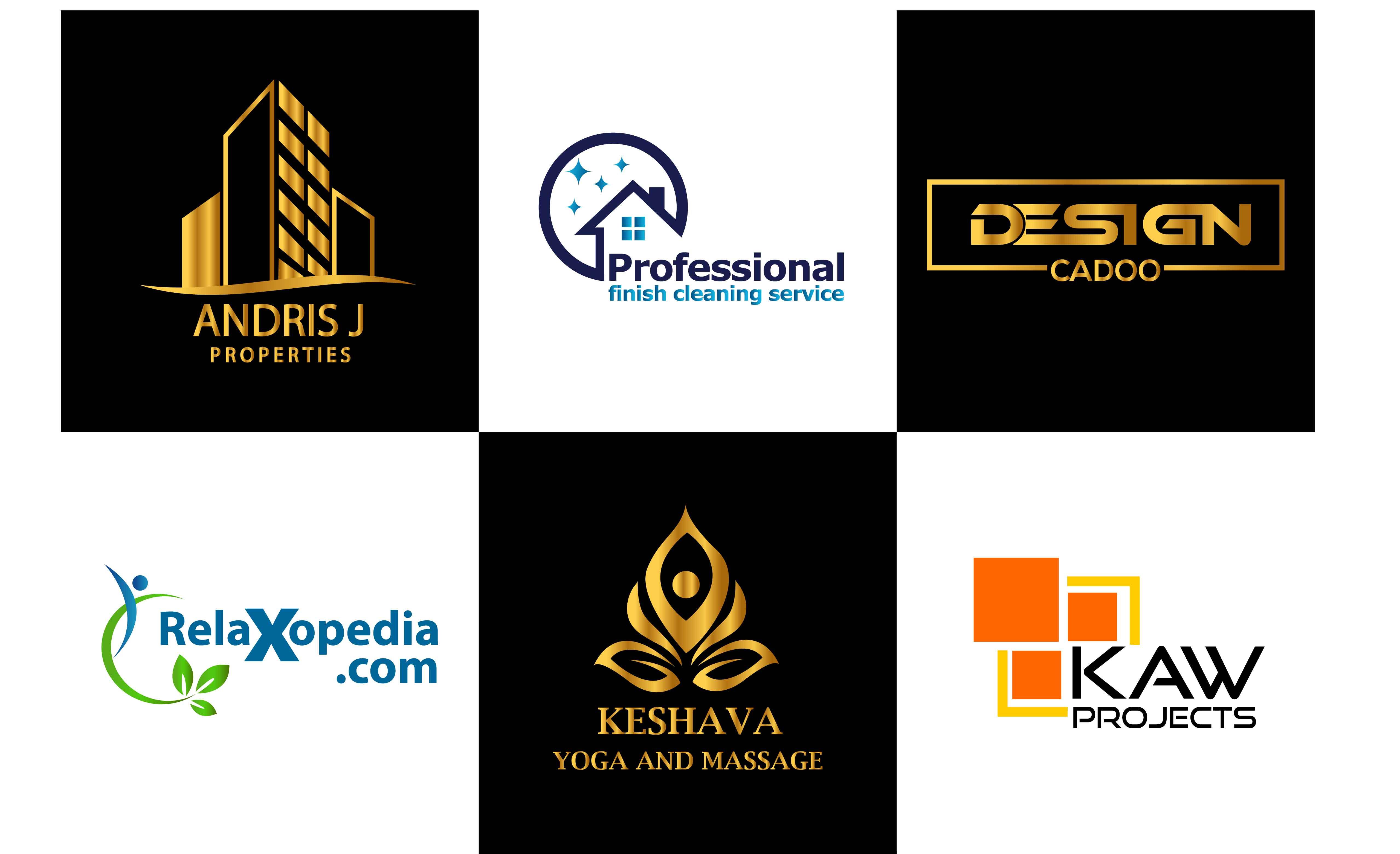 I will design pretty minimalist logo design