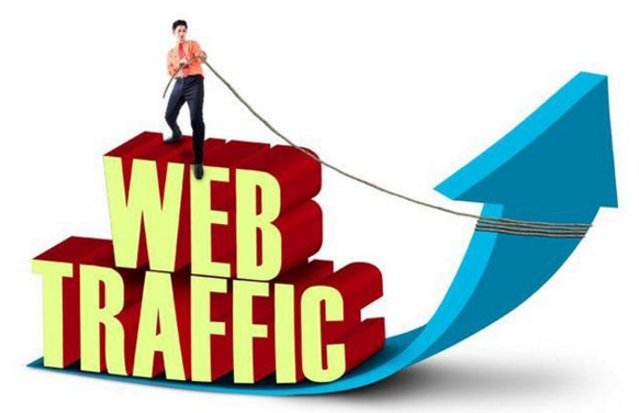 Guaranteed USA and Europe web traffic for 30 days