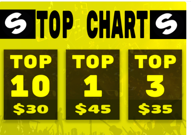 Guaranteed Top One Rank Your Spinnin Records Talent Pool Real Promotion for 30