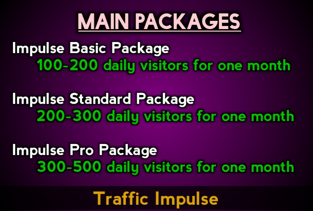 I will drive real human worldwide web traffic to your website for one month
