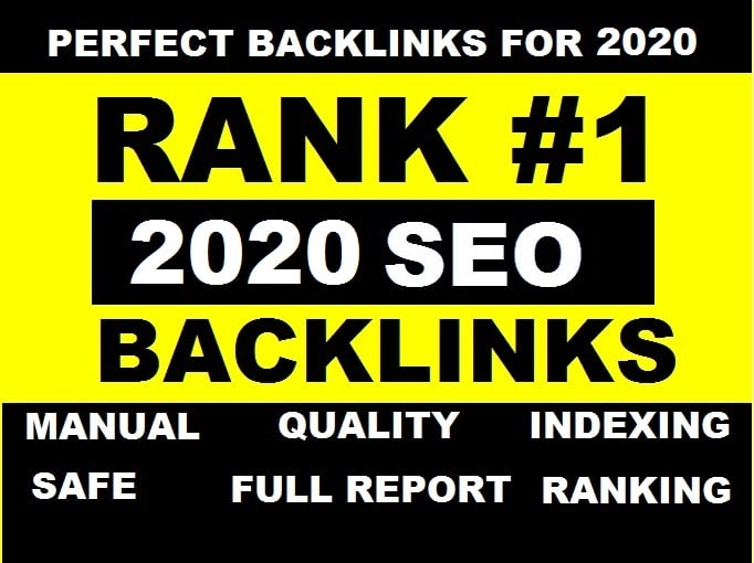 Perfect SEO Service google ranking with manual high quality SEO backlinks