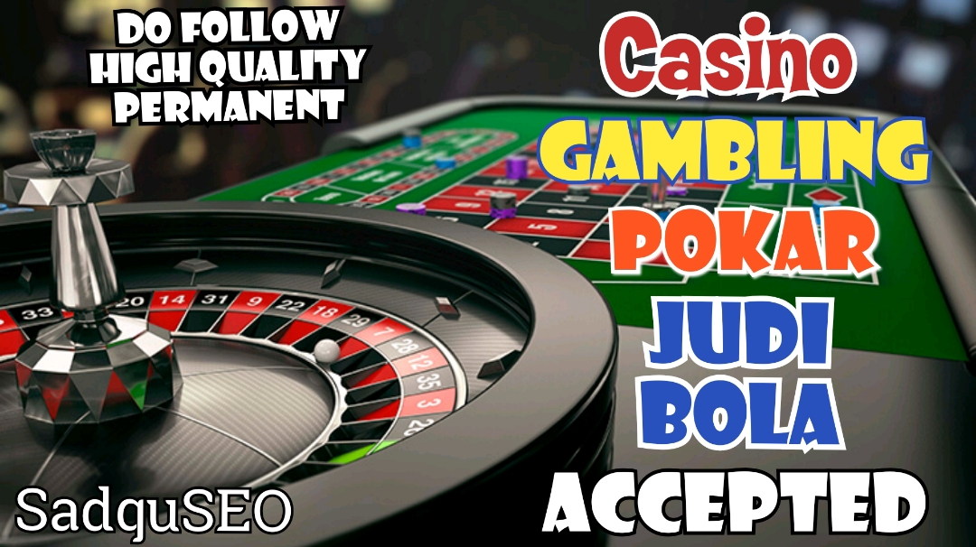Get 50 permanent PBN backlinks Casino,  Gambling,  Poker,  Judi Related High DA websites