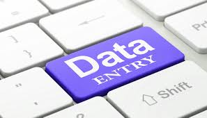The best for data entry don't lose the chance