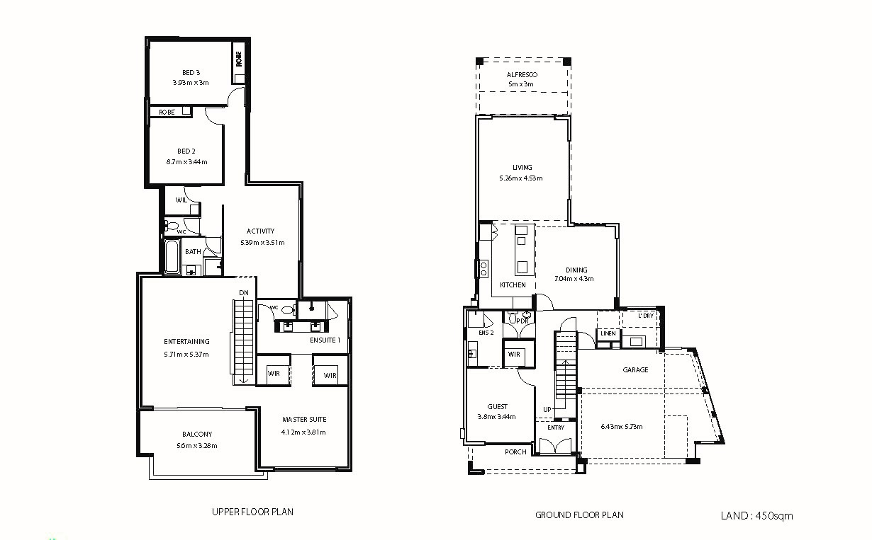 Redrawing floor plan for a with high resolution copies