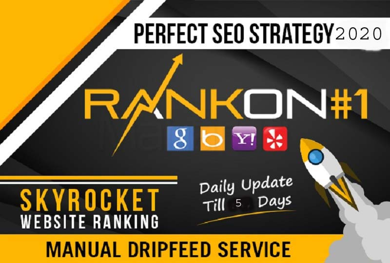 Create 250 Rank your webside with social media and google adwords seo backlinks