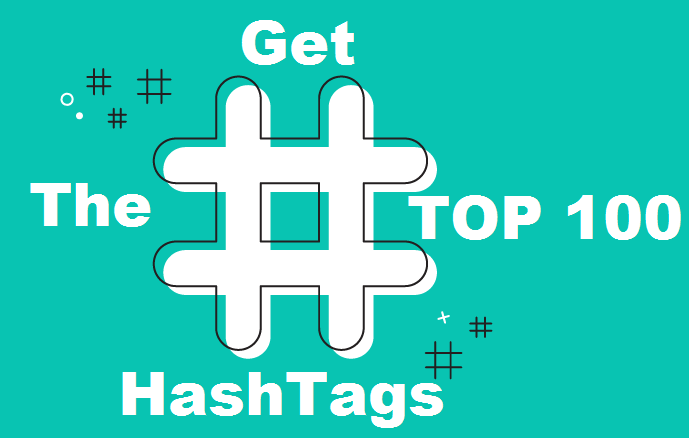Get the Top 100 hashtags for your Instagram content.