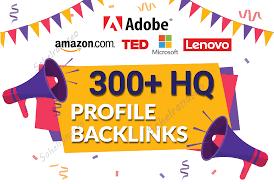 I will do 40 high authority backlinks dofollow link building
