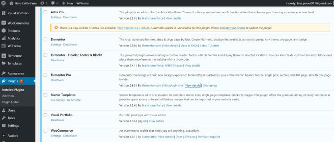 I will design your wordpress website using elementor pro