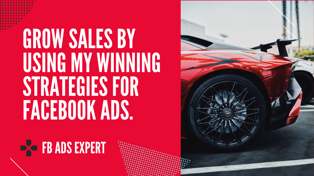 I will create or optimize the Facebook ads campaign that will help you grow your biz