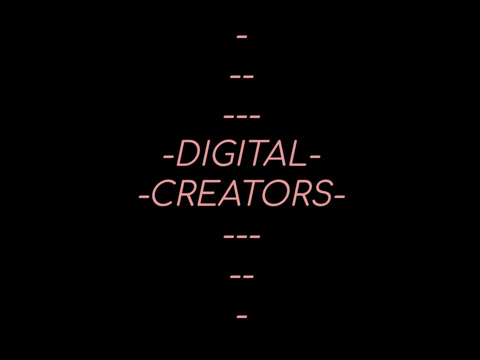 DIGITAL CREATORS - Animations for Business and Personal Purposes Variety of options