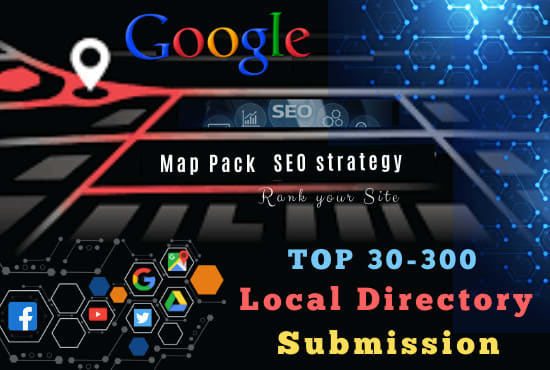 I will do local citations SEO or business listing manually