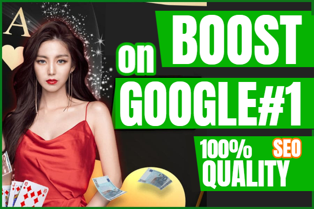 Rank On 1 Page On Google SEO For Casino Judi Bola Sots Online Poker Gambling And Ufa Site 100