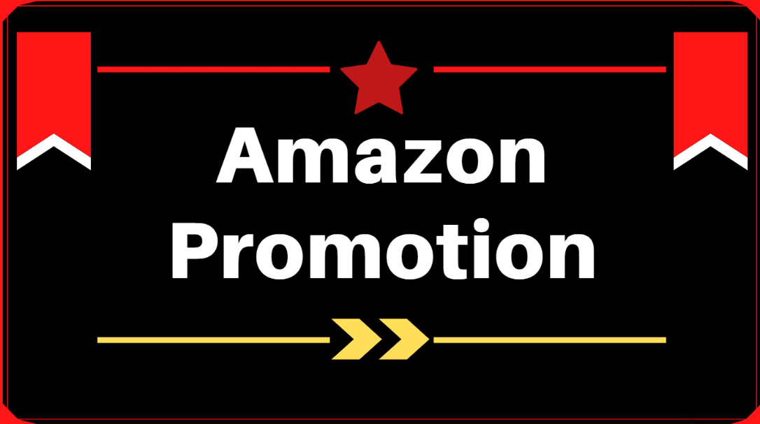 I will do amazon promotion to increase sales of amazon listing