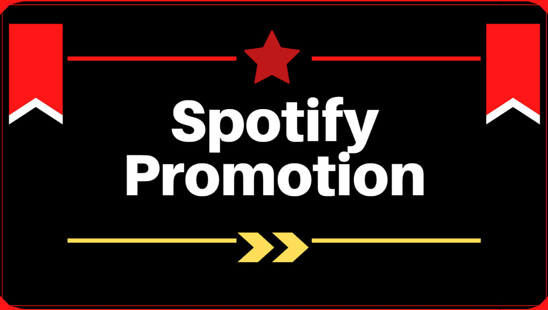 I will do sputify promotion to increase soptify audience