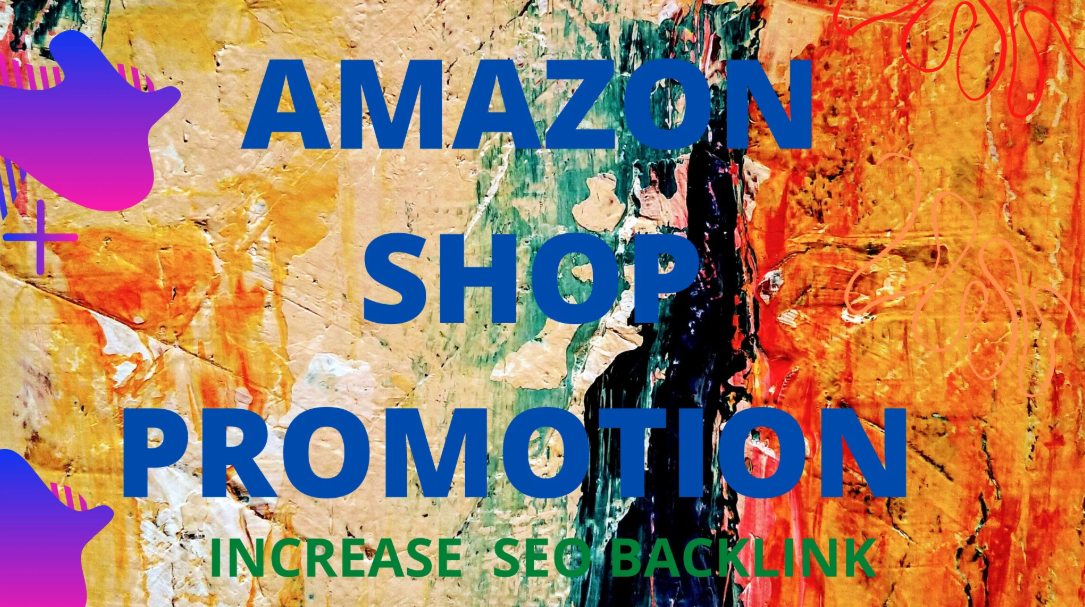 I will make amazon kindle promotion by seo backlinks