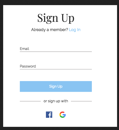 Promote 20 one time Unique Sign Ups from based USA