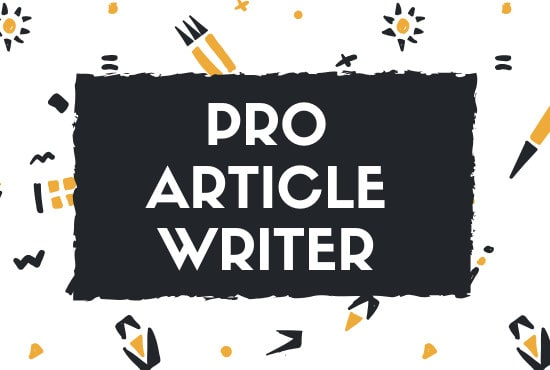 I can write seo friendly Article or Blog Post that will rank on First Page of Google