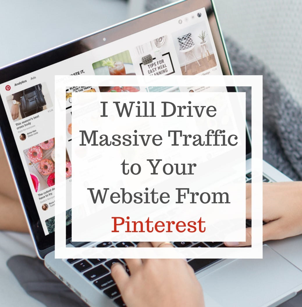 UK Massive traffic to your website from pinterest
