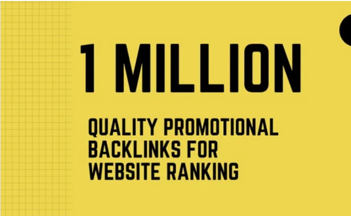 I will do best viral website promotion with 1 million SEO backlinks