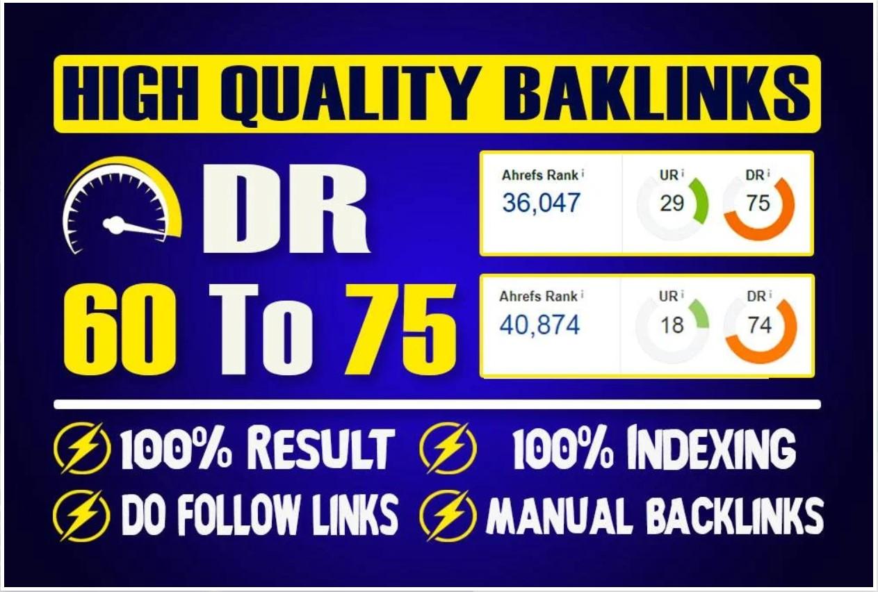 17 DR 60+ homepage permanent PBN Backlink