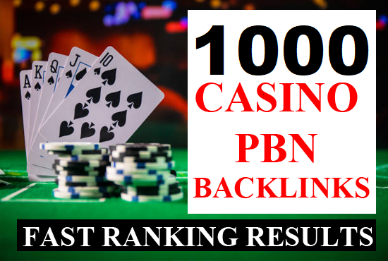 1000 Casino Poker Gambling UFABET Related High DA 50+ PBN Backlinks To Boost Your Site Page 1