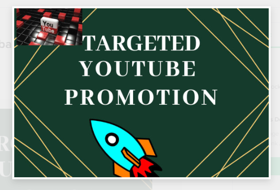 I will do skyrocket SEO backlinks and targeted youtube promotion