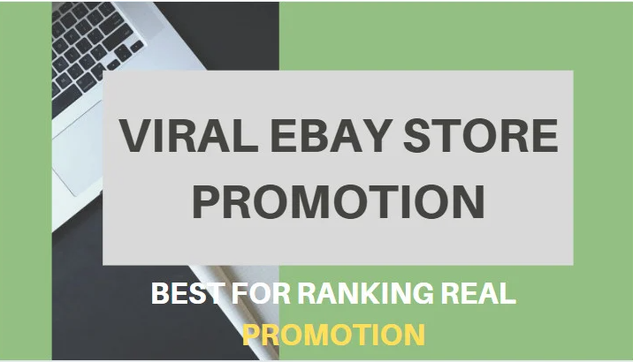 I will do ebay promotion by hq seo backlinks to increase traffic