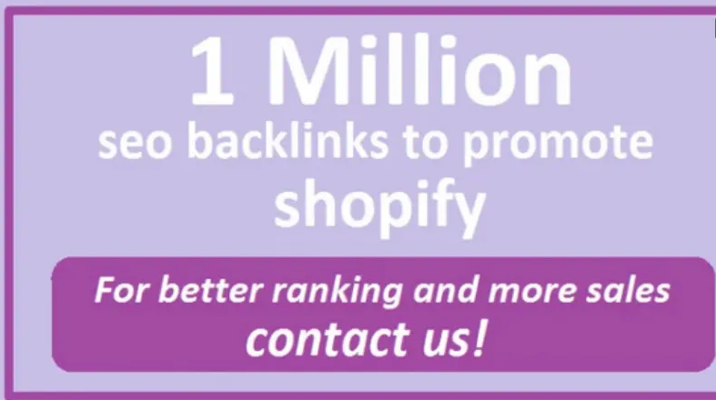 I will do shopify promotion and ranking which will increas sales and traffic