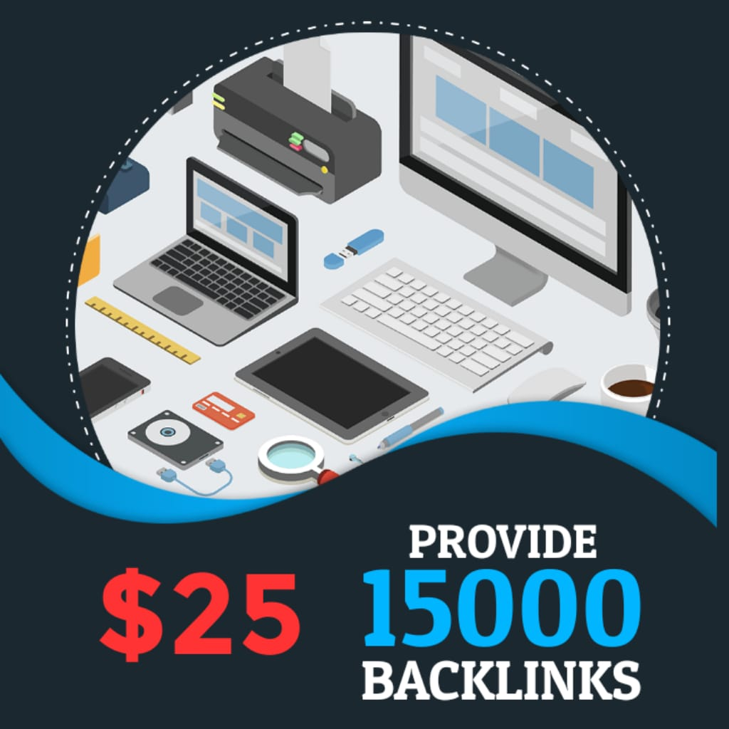 website ranking with 15000 High quality SEO backlinks in 48 hours