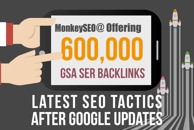 i Build 600,000 Gsa Ser backlink To improve Google Ranking