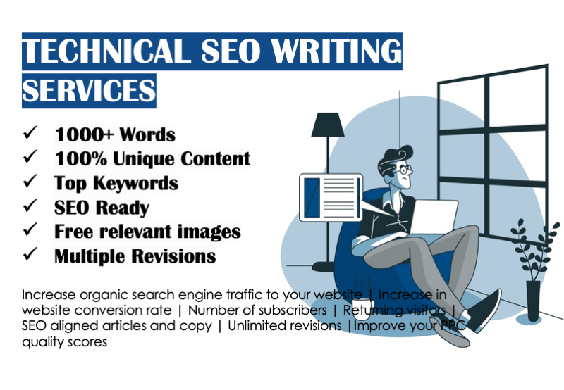 Technical SEO Writing Services
