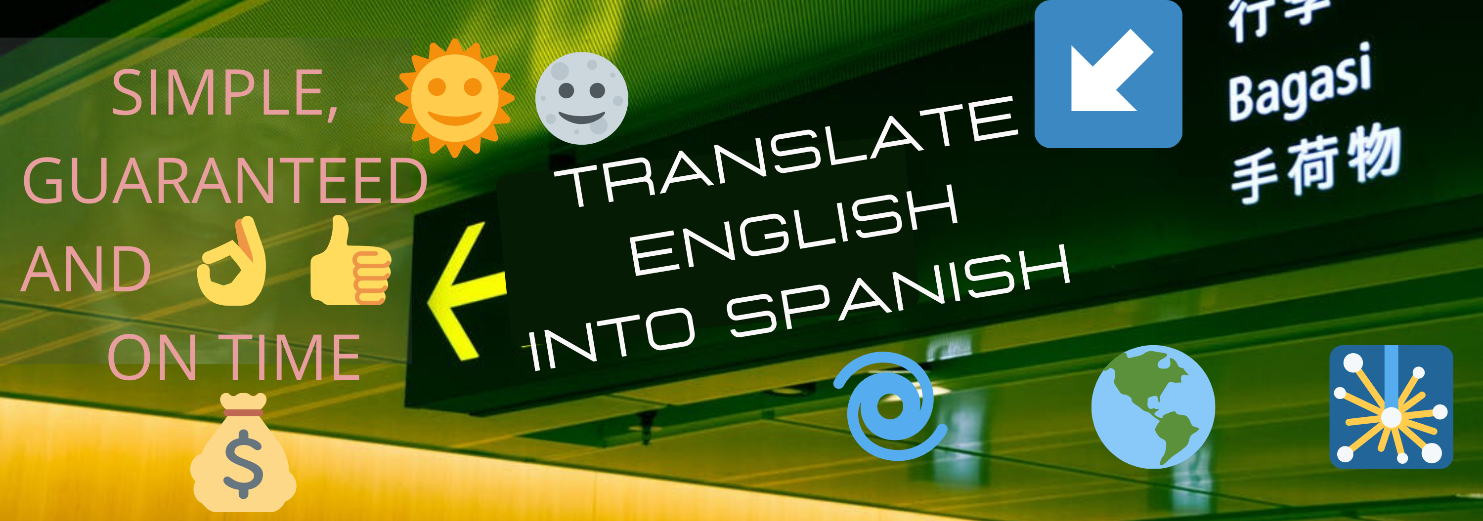 I`ll Translate Any Text, Article or Short Story From English Into Spanish