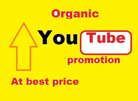 YouTube video promotion by social ads
