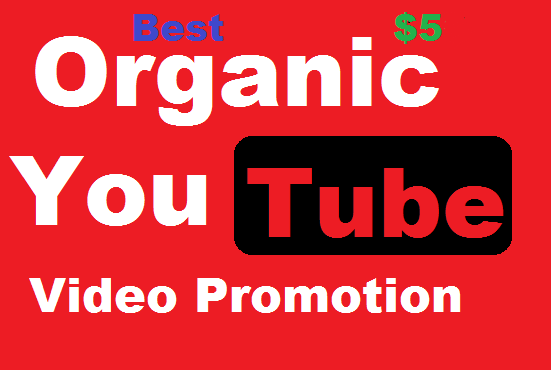 YouTube video promotion by social Ad marketing