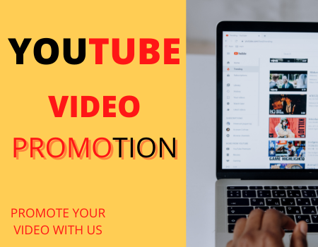 YouTube video promotion by social network