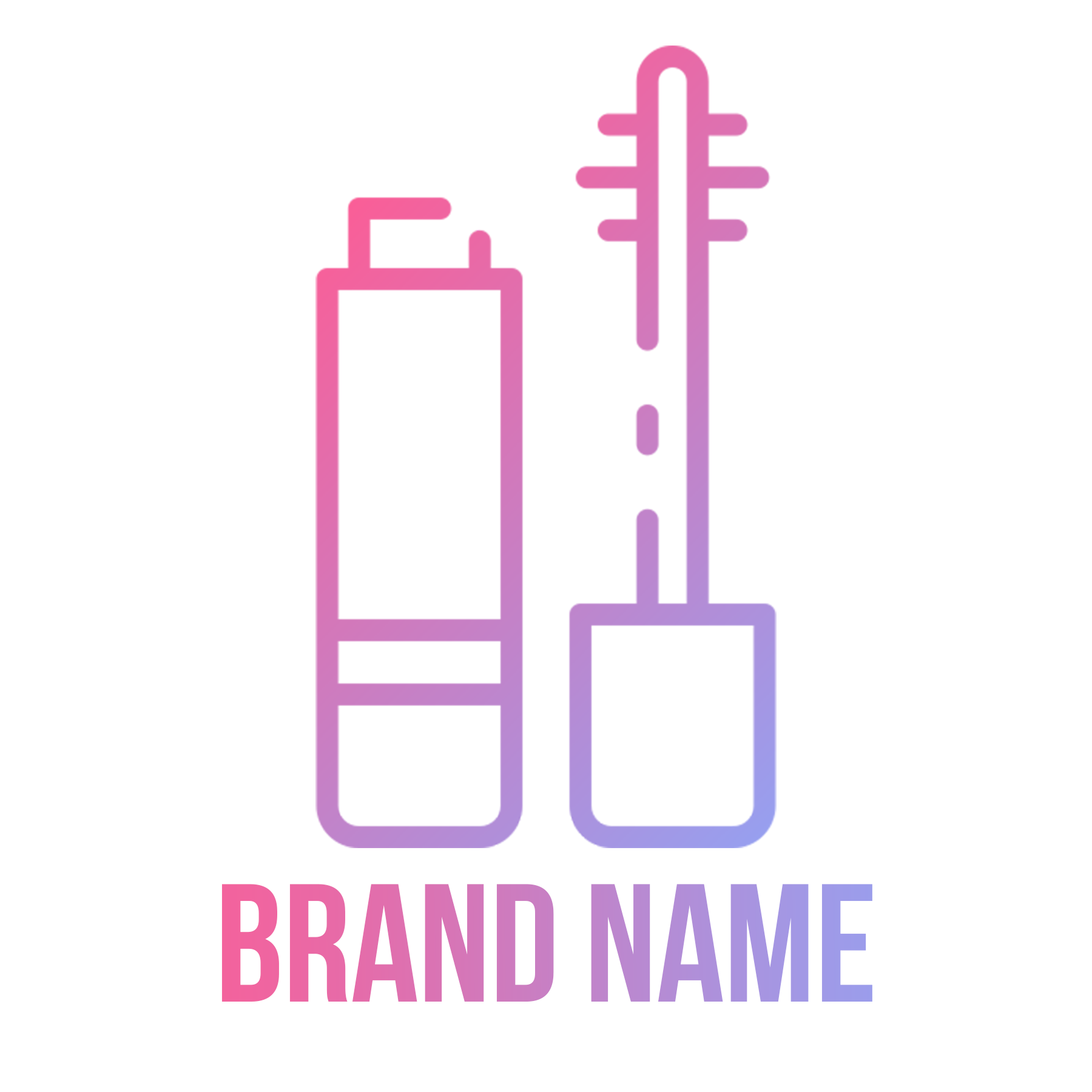 High Quality Cute LOGO Design for your brand