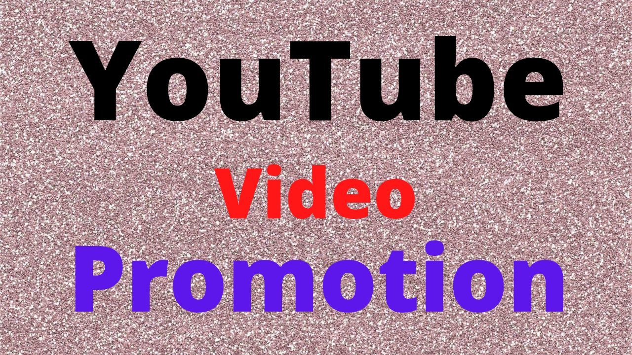 Good quality YouTube video promotion by Everness