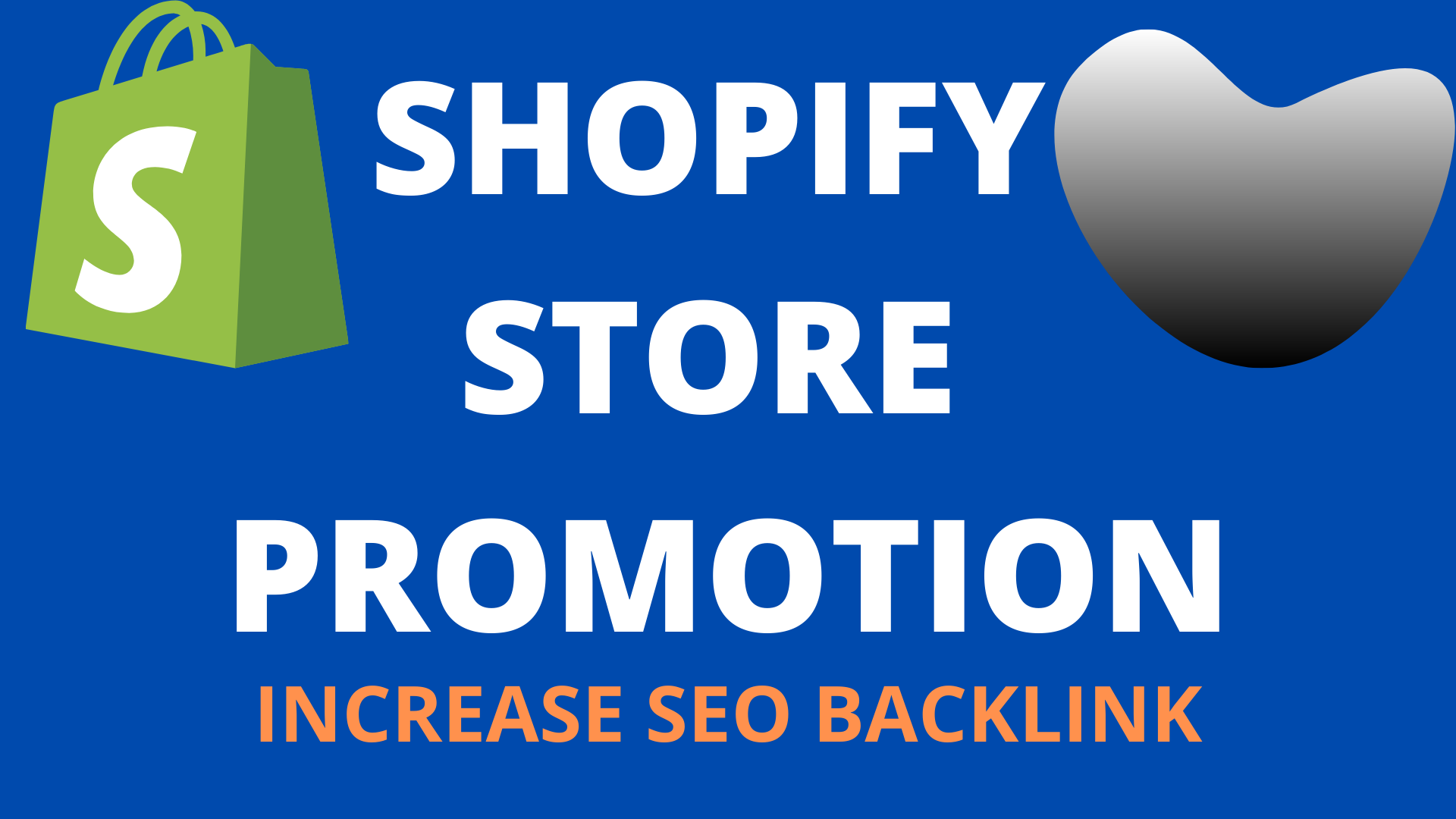 I will do store promotion with 400k seo backlinks