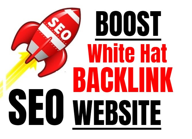 I will provide white hat SEO authority backlink rank, USA traffic