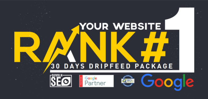 I will increase for your website for 30 day drip and daily update