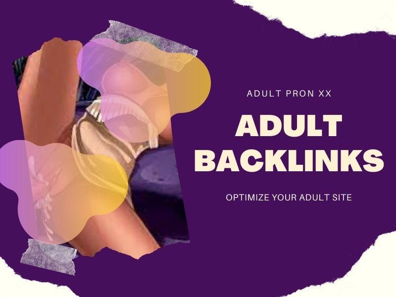 I will create 10 Adult seo PR9 backlinks to ranking high,  ADULT SEO