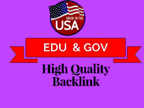 I will create 200 USA edu gov backlinks for your website rank