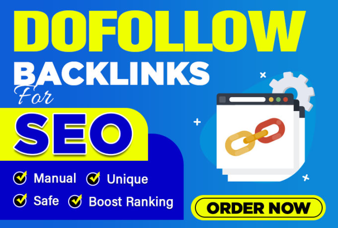 Build 600 Manually Dofollow Backlinks With Excel File And Login Details