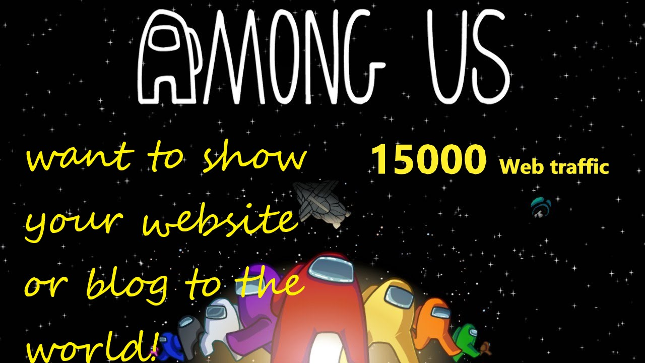 Want to show your website or blog to the world 15000 web traffic to your website or blog