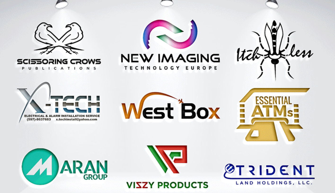 I will design your business a perfect logo