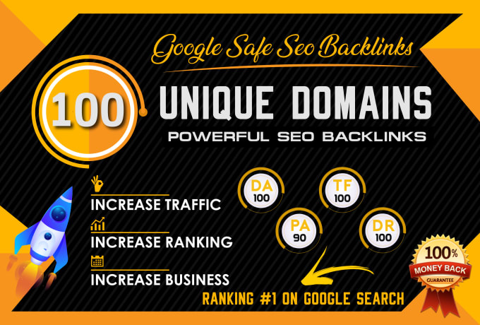 I will do manually 100 high authority permanent blog comment links