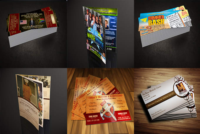 I will design business card,  flyer,  banner or brochure in 3hrs