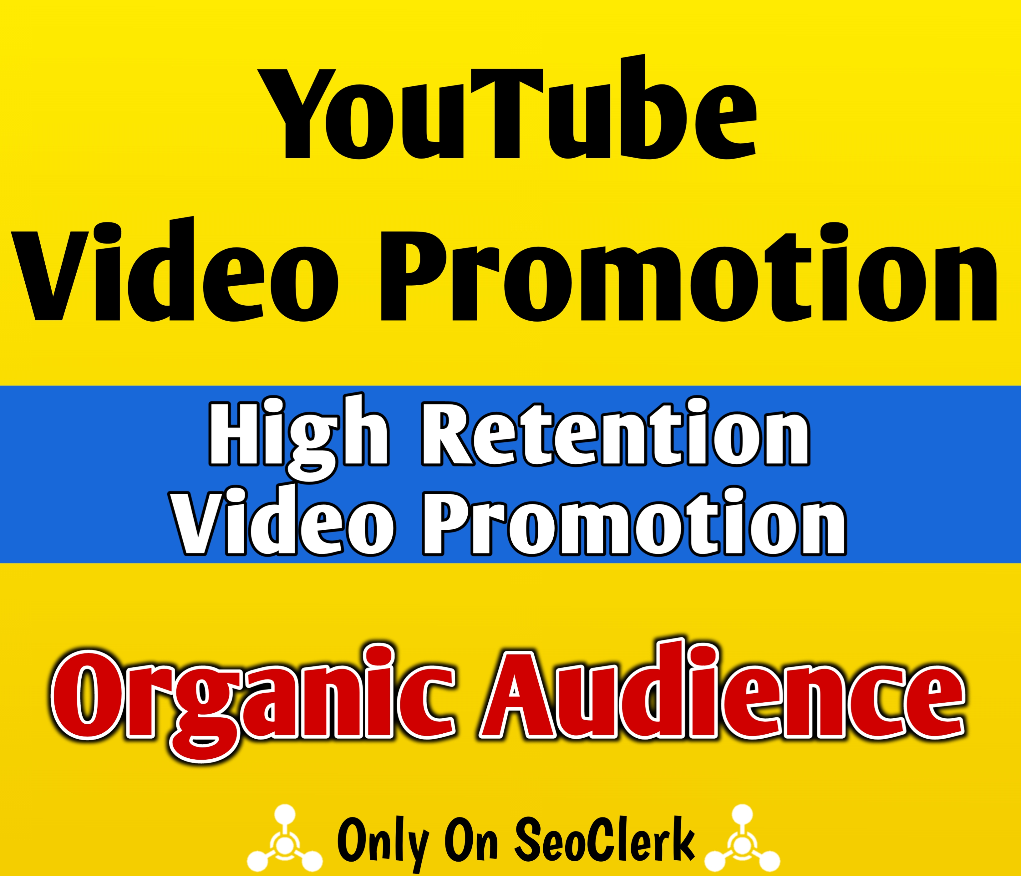 YouTube Video Promotion Via Organic Social Audience
